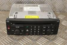 Auto radio CD Gsm Mp3 Navigation RT3-N3-04 - Peugeot 207 307 807 - Citroen C4