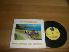 """The Undertones-Here comes the summer.7"""""""