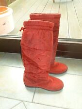 Stiefel von Sansibar rot Gr. 33 NP 69,99 €
