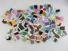DMC Floss Embroidery Thread Yarn 145pc Lot #892 Assorted Colors