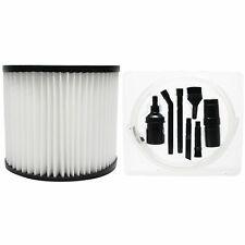 Cartridge Filter for Shop-Vac 962-15-00, 90398 Back Pack 286-00-10 w/ Vacuum Kit