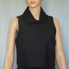 KOOKAI  Women's  Harlow Top, Black, Ladies Size 38, Stretch, Size 10