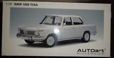 1:18 Autoart 70622 BMW 1800 TI/SA neue Klasse Street Car (silver, silber) in OVP