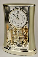 Plastic Traditional Desk, Mantel & Carriage Clocks