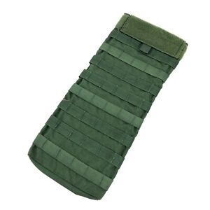Military MOLLE 100oz Hydration Carrier Pouch Tactical Hydration OD Green