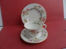 Tea Trio Pink Porcelain & China