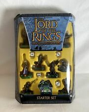 Lord of The Rings Tradeable Miniatures Game Combat Hex Starter Set C4504