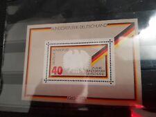 Bloc Allemagne 1974 MNH