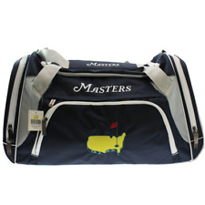 Masters Navy Duffle Bag