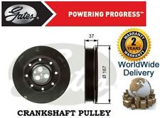 FOR FORD TRANSIT 2.0 TDCi 16v 2000-2006 TVD CRANKSHAFT PULLEY 1594853