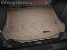 WeatherTech Cargo Liner for Jeep Wrangler Unlimited - 2011-2014 - Tan