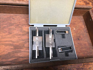 MITUTOYO 515-121, MACHINIST BLOCK KIT