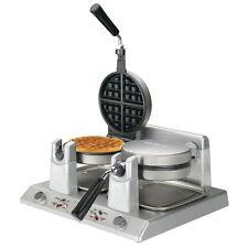 Waring Ww250X Double Belgian Waffle Maker 50-60 Waffles per Hour 120v