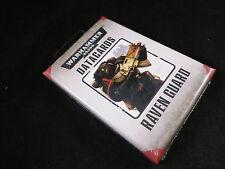 Warhammer 40k Datacards White Scars (english) Games Workshop