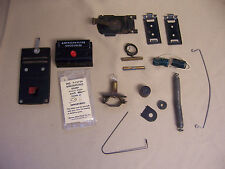 Vintage S O Scale Hardware LOT American Flyer Switch Uncouplers Wires connectors