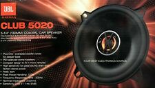 "NEW JBL CLUB5020 2-Way 5.25"" Coaxial Car Stereo Speakers - (1 Pair) 5-1/4"""