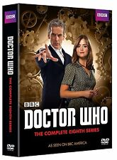 Doctor Who: Complete Eighth Series, Season 8, (Dvd Set), Ships First Class!