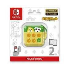 PreSale NINTENDO Switch 3DS Animal Crossing CARD POD COLLECTION Type-B CCP-002-2