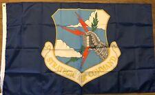 UNITED STATES AIR FORCE STRATEGIC AIR COMMAND 3/'x5/' FLAG    SAC FLAG