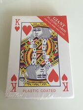 Pack of Giant Playing Cards  For Fun, Fairs and Fetes