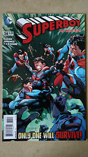 SUPERBOY #34 1ST PRINT DC COMICS (2014) THE NEW 52