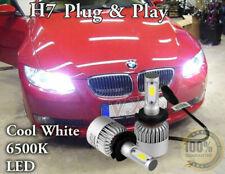 2x Bulbs H7 LED Headlight High Beam 72W White 6500K Canbus BMW E90 E91 2005-2012