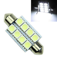 LED Car Bulb 39mm Festoon 8 SMD Dome Map Interior Light Lamp 12V New
