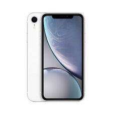 Apple iPhone XR 64gb White Unlocked Immaculate Boxed