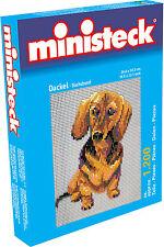 Ministeck Pixel Puzzle (31309): TECKEL (DACHSHUND) 1200 pièces