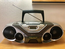 Philips AZ 1570 CD/Radiorecorder Soundblaster Ghettoblaster Soundmachine