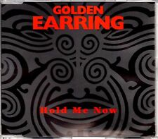 GOLDEN EARRING - HOLD ME NOW - 3 TRACK CD SINGLE
