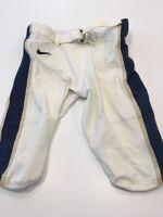 Game Worn Used Pittsburgh Panthers Pitt Football Pants Nike Size 40