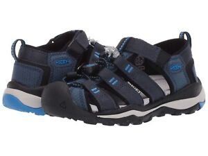 NIB Keen Newport Neo H2 Blue nights / Brilliant Blue Shoe Sandal US Little Boy 8