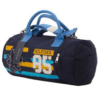 Tommy Hilfiger Men Women Small Travel Sport Gym Logo Duffle Bag - $0 Free Ship
