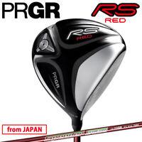 YOKOHAMA PRGR Golf Japan RS RED Driver SpeederEVOLUTION for PRGR 2021c