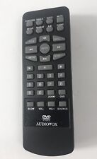 Audiovox Remote Control For Portable Dvd Player For Ds7321/Ds7321Pk Remote Only