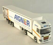 Herpa 933216 Camion Scania CR HD SZ semirimorchio telone AIGNER H0 1:87