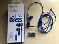 Sony MDR - XB50AP Extra Bass Headphones With Box