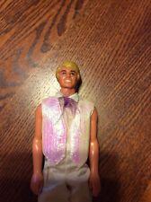 "*Damaged Box* 2009 Barbie A Fashion Fairytale 12/"" KEN Doll Grey Suit /& Tie #CC"
