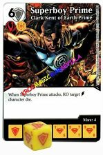 070 SUPERBOY PRIME Clark Kent of Earth - Common - WAR OF LIGHT - DC Dice Masters