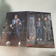 NECA Marty McFly 6 inch Action Figure Back To The Future- Battle Of The Bands