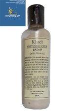 100 % Pure khadi Whitening Scrub Badam With Alovera 210 ml Free Shipping