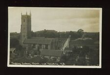 Gloucester Glos CHIPPING SODBURY Cemetery Hill 1915 RP PPC local pub Dowding