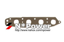 EXHAUST MANIFOLD GASKET FOR SUZUKI G13BB 1.3L SOHC Jimny SN413   1998-2004 4X4