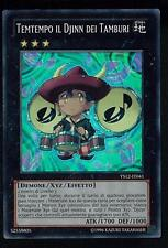 YU GI OH - TEMTEMPO IL DJINN DEI TAMBURI - YS12-IT041 - SUPER RARA - UNLIMITED