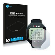 6x Film Protection écran pour Polar RC3 GPS Protecteur