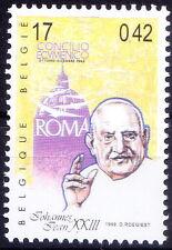 Belgium MNH, Pope John  XXIII, Religion, Millennium  (S5)