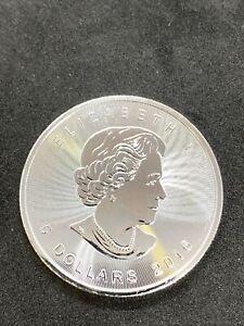 2016 Canadian One Ounce Bullion Coin