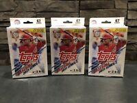 Topps Baseball 2021 Series 1 Hanger Box - 3 Boxes