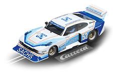 Carrera Evolution 1/32 Slot Car 27568 Ford Capri Zakspeed Turbo Sachs Sporting